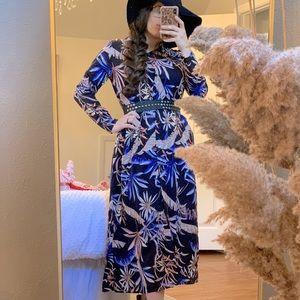 Black Bamboo Dress